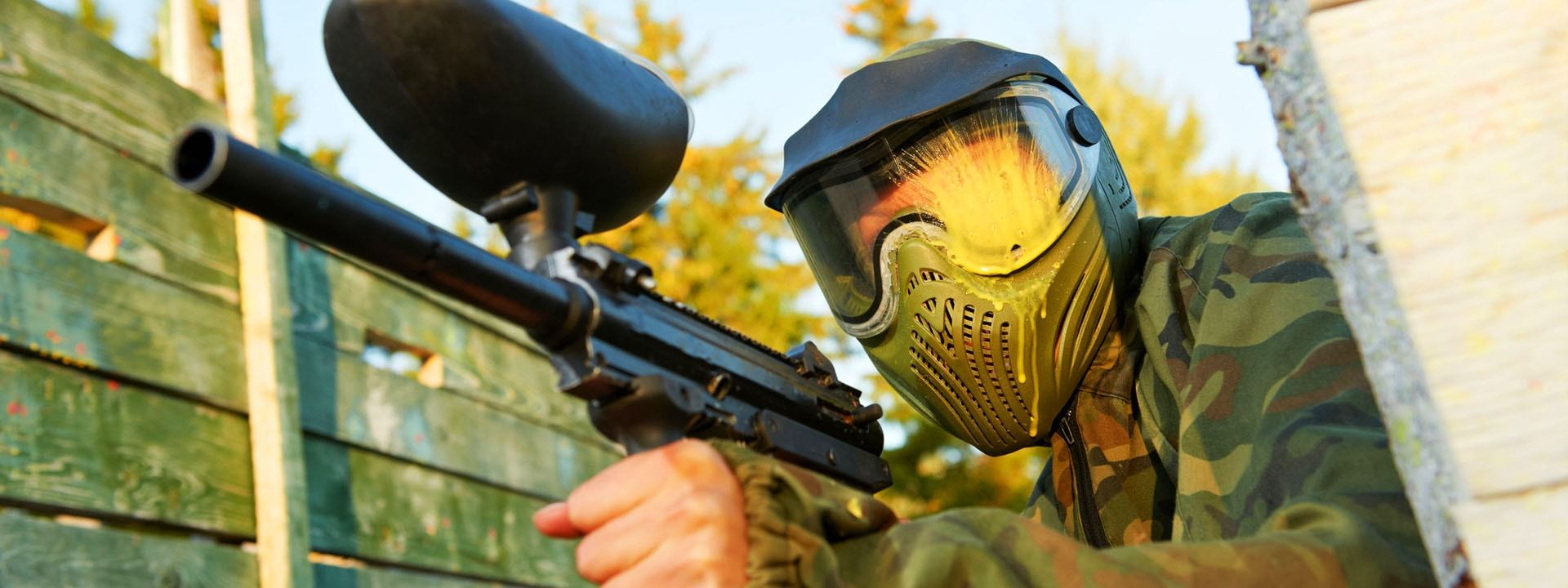 paintball in twente bij outdoors holten
