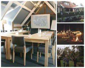 Vergaderen in Twente / Overijssel bij Outdoors Holten