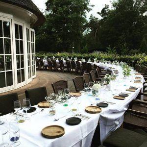 koud-warm buffet bij outdoors holten in twente / overijssel